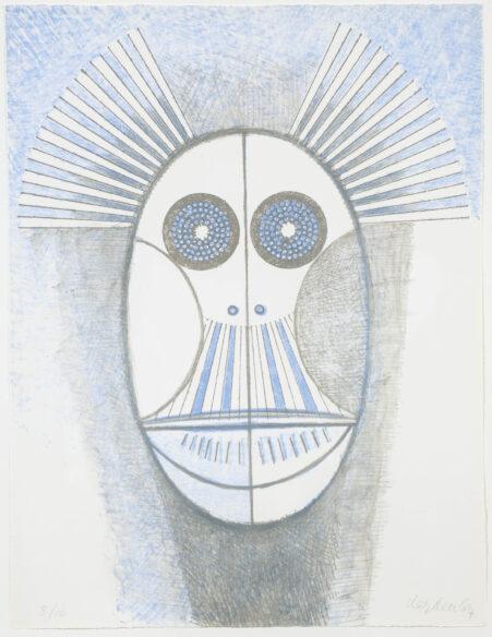 Owl | Litho