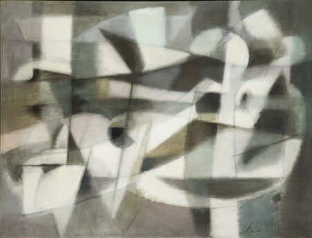 Reflection, 1959 | Paintings